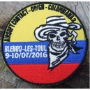 Patch Colombiana 2 - 2016